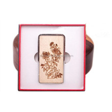 Funny design cheap antique hand carved kitchen lighter selling in bulk