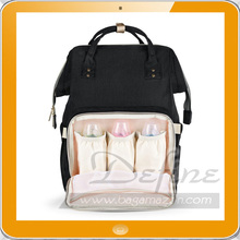 Multifunction Nappy Bag Adult Baby Diaper Bag Backpack with Insulated Pockets