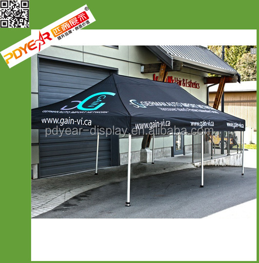 3X3m Cheap Aluminium Gazebo Folding Car Cover Canopy Tents