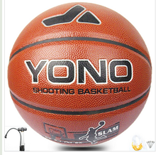 Wholesale YONO PVC basketball for basketball games