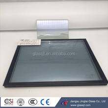 fog-proof laminated insulated glass