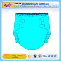 Super thick disposable adult diaper for adult