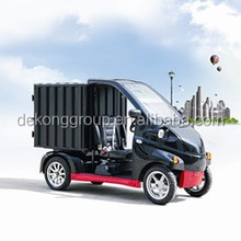 Dekong D06 small mini vehicle delivery food electric truck