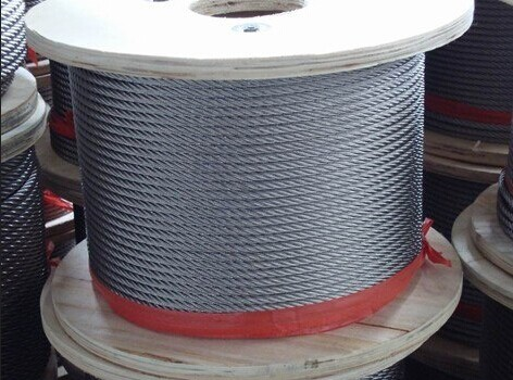 304,316 Stainless Steel Wire Rope(1x19,7x7,7x19) With Top Quality and Best Service