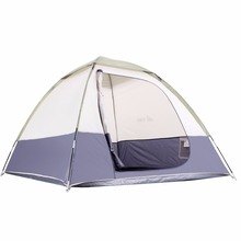 2 Person Lightweight SEMOO Half-Moon Style Door, 2 Person Lightweight Camping/Travelin/Traveling Family Dome Tent with Carry Bag