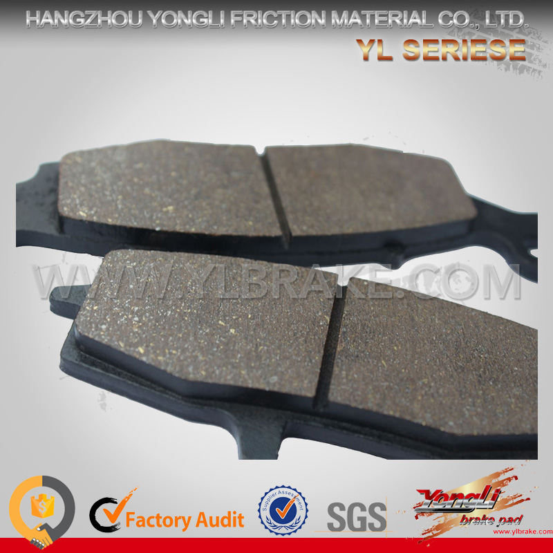Wholesale Price Factory Customized Pulsar Brake Pad