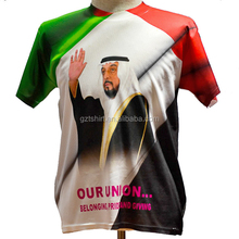 designer printing election round-neck t shirt for men