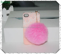 Excellent quality best selling diamond dust plug for iphone 4 ear cap
