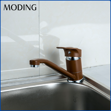 MODING New Products Long Neck Drinking Water Thermostatic Kitchen Faucet