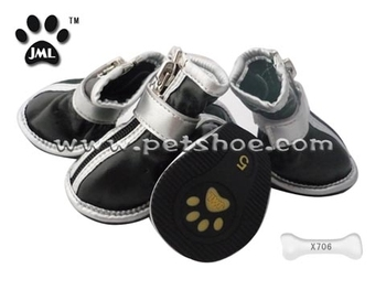 Outdoor Dog Running Shoes For Paw Protection ,dog shoes X706