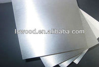 High Quality Aluminum Foil Faced Mdf Panel, MDF/Chipboard Faced with Aluminum Foil