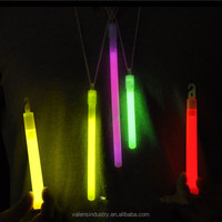 8inch Good Quality Popular Colorful Fashion Light up flashing led glow in the Dark Stick for bar/concert/party