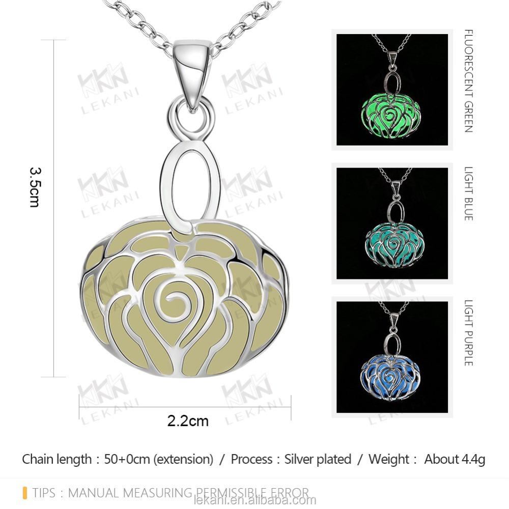 custom design necklace hollow locket necklace