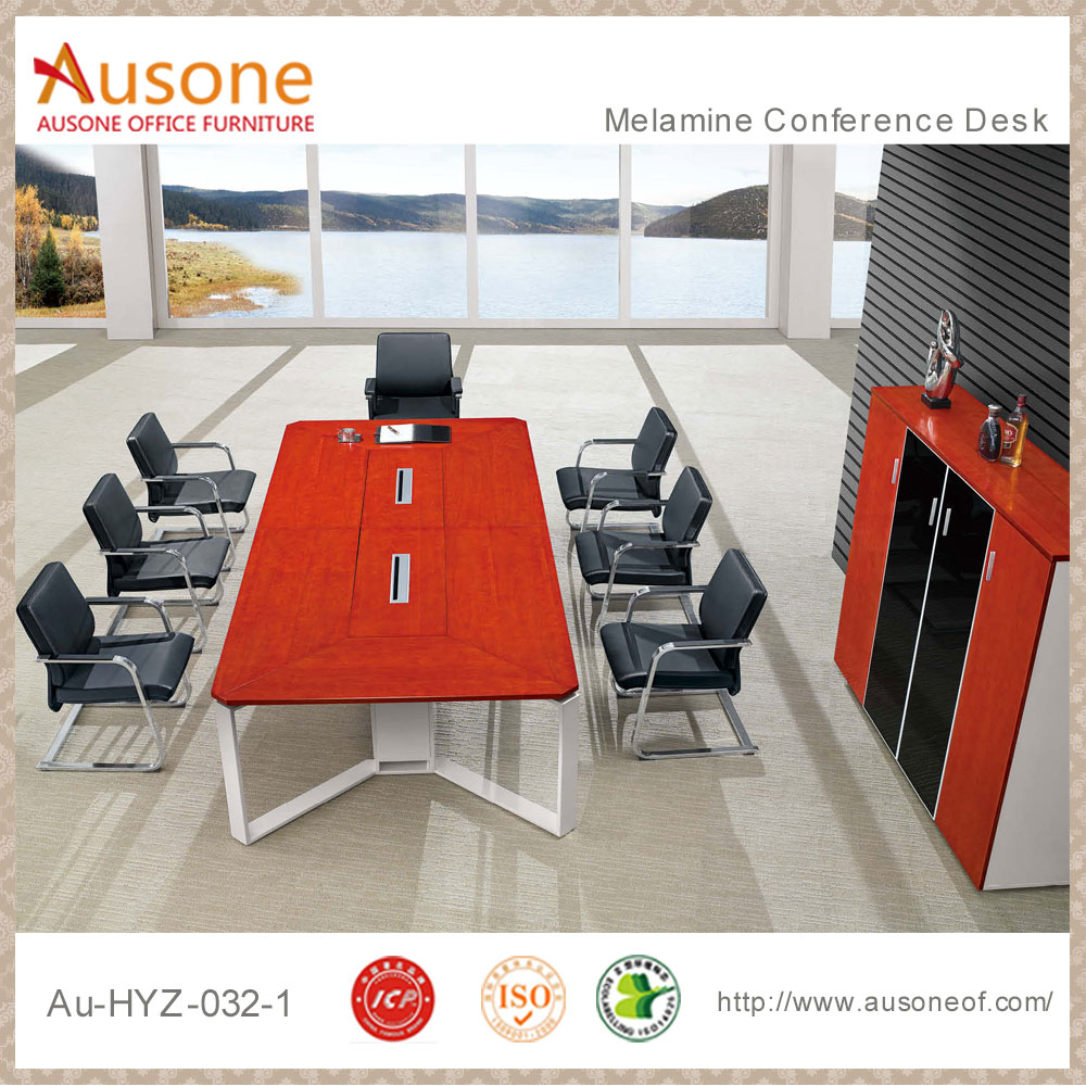 Big sale office furniture conference room wood conference table