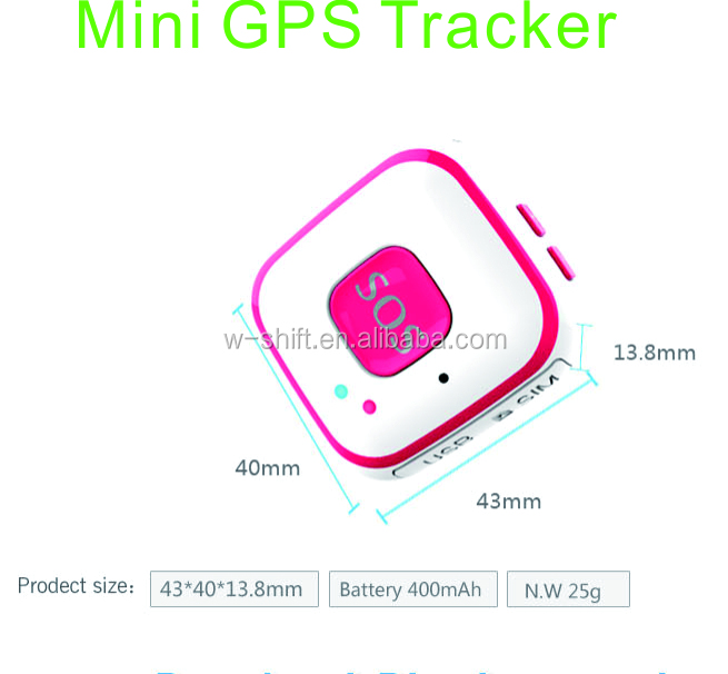 smallest gps tracking devices for children AP09 SOS button alarm gsm locator mini personal tracking pendant gps kids APP Track