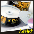 Printable dvd/non-printable Blank DVDR CDR, 52X 700MB/ leadisk dvdr 4.7gb 16X