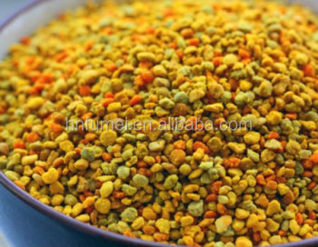 100% high quality china mixed bee pollen