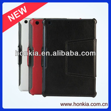 The Newest Luxury Colorful Leather Case for ipad mini 2 with Good Quality and Factory Price
