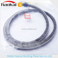 Aluminum door wather strip with fin,weather pile strip,sliding door weather stripping