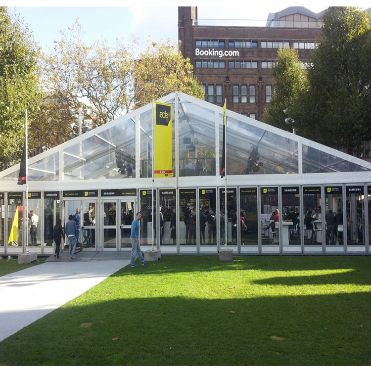 High quality used aluminum frame marquee tent for exhibition event, large exhibition tentage canopy for sale
