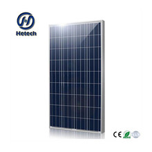 High efficiency 140W Polycrystalline solar panel with frame and MC4 connector