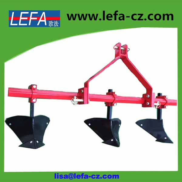 Agriculture machinery compact tractor cultivator plow