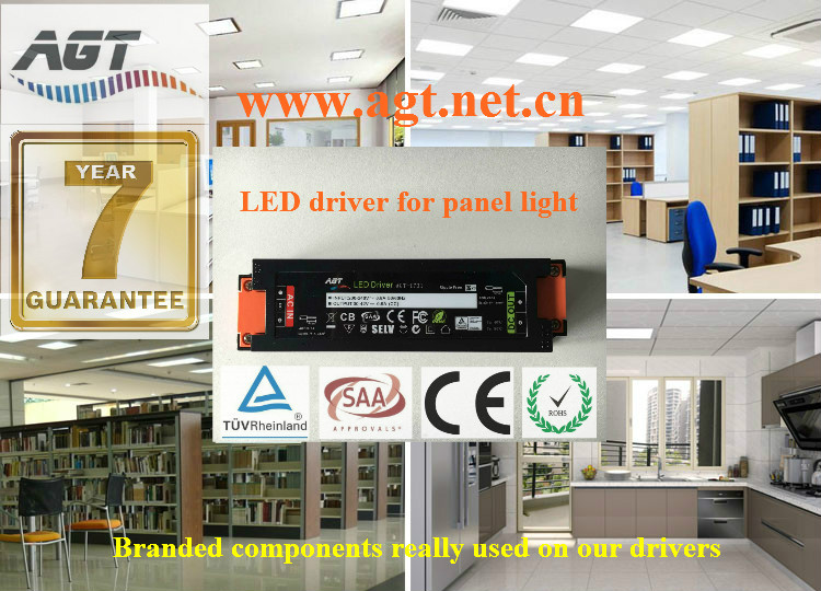 TUV certified for modern decorative ceiling light round square panel light led panel light driver