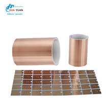 Sample freely!wholesales conductive Copper Foil acrylic tape for transformers,china suppliers