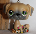 Custom dog bobble head,OEM toy with bobble head dog,Plastic dog shaking head bobble