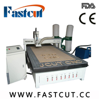 fastcut 1325 professional widely used wood stone marble granite MDF cnc machine woodworking