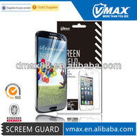 2013 Newest Japan blue light film screen protector / cell phone accessory for Samsung Galaxy S4 I9500