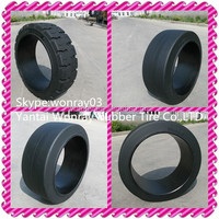 Best Chinese brand flat proof wirtgen press on solid tire 620*250*480 SM, forklift spare parts different sizes avaialble