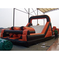 Full color can be customized inflatable floating obstacle