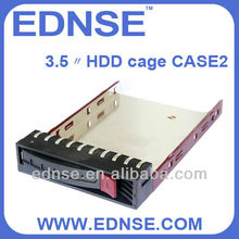 EDNSE HDD cage case2 HDD BRACKET with 3.5'' hdd case 3tb