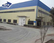 Cheap Prefab Construction Prefabricated Steel Structure Warehouse Design