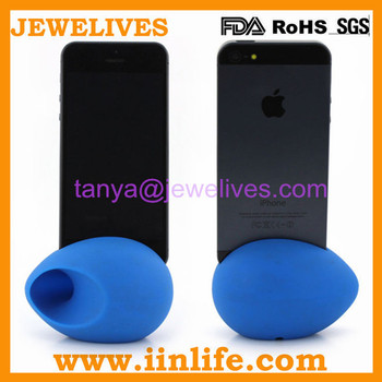 Very good silicone speaker with exist mold