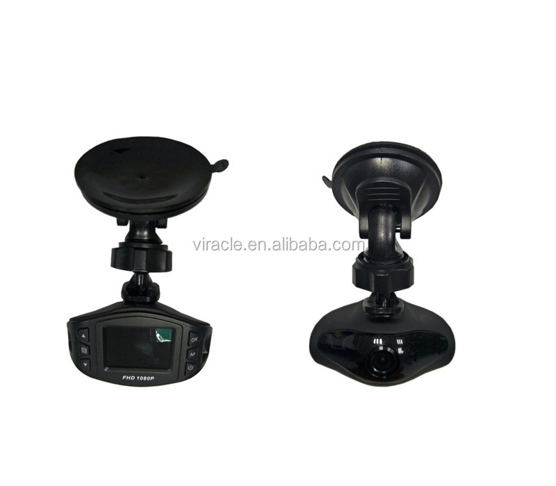Super Night Vision Fhd 1080P Mini Dash Cam Video Recorder with G-Sensor