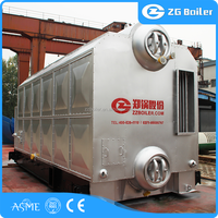 With Italy diesel burner coal boiler for garment industry