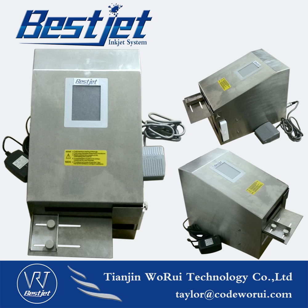D175 BESTJET marking automatic batch code machine for printing expiration date