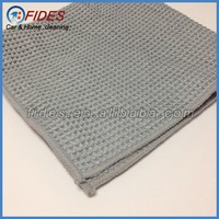 china mft waffle lint free microfiber wiping tack cloth