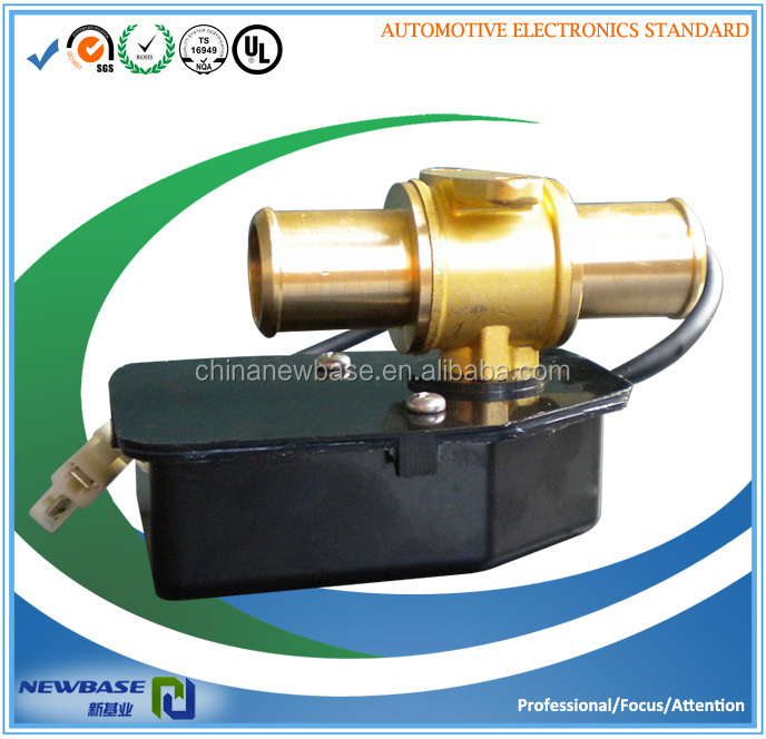 NEWBASE water valve for air conditoning heatng control, part of car aircon