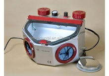 Necessary equipment in dental lab Dental Laboratory Fine Blasting Unit