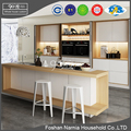 customized high quality kitchen furniture modern wooden kitchen cabinet design