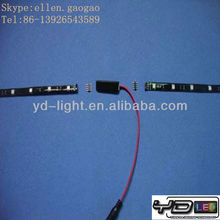 Brightness consistent SMD5050 RGB flex led strip Amplifier with common anode