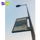 low-cost economic recycled city street led light box for durable used