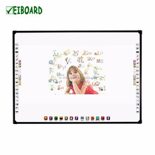 Gloview 3D touch multimedia 84 inch 82 inch smart board interactive whiteboard