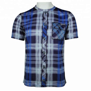 Custom polyester t shirt sublimation printing