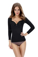 hot shaper in women's shapers 100% organic cotton girdle