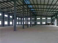 High-strength Large-span Steel Space Truss Structre