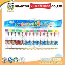 Factory price Africa cola bottle sour fruit powder candy for sale